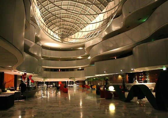 Royal Tulip Brasilia Alvorada: Hotel Royal Tulip Brasília Alvorada,  Distrito Federal, Brasil