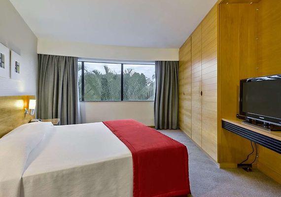 Hotel Golden Tulip Brasilia Alvorada Brasilia: Photo Lobby